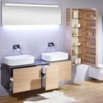 50 originálních odstínů moderní koupelny a kuchyně