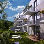 Moderní bydlení v nových bytech