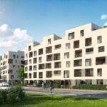 Nastěhujte se do nové rezidence Byty u parku. Bydlení vPraze vblízkosti zeleně